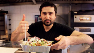 Kapsalon and Lahmacun