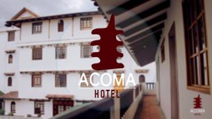 Acoma Hotel - Otavalo (Ecuador)