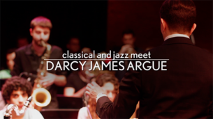Jazz, classical and modern music melt together: The American bandleader Darcy James Argue is booming and refreshing!
